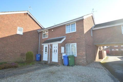 3 bedroom semi-detached house to rent - Nunburnholme Park, Hull