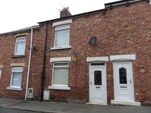 3 Bedrooms Terraced House for sale in EAST BLOCK, WITTON GILBERT, DURHAM CITY : VILLAGES WEST OF