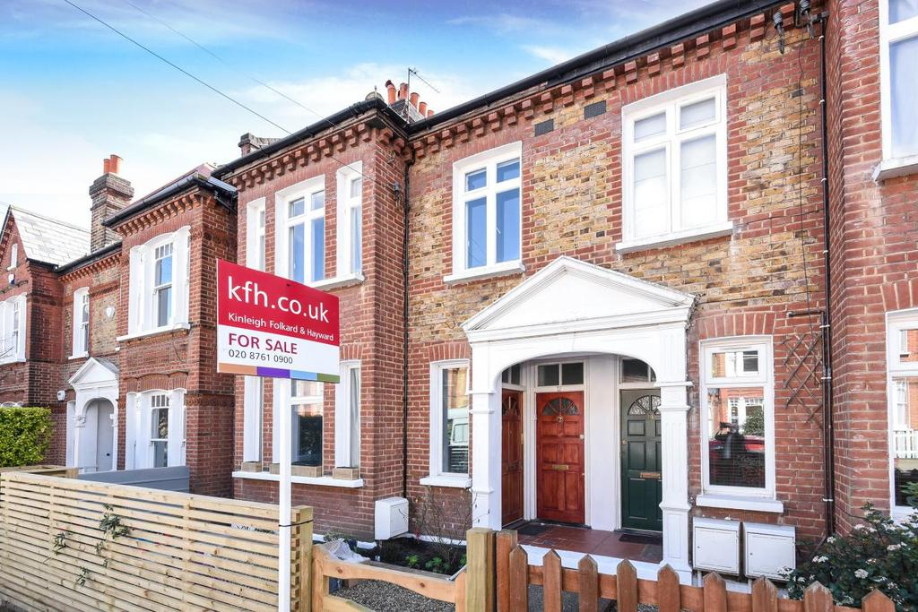 4 Bedrooms Maisonette Flat for sale in Dalkeith Road, West Dulwich, SE21