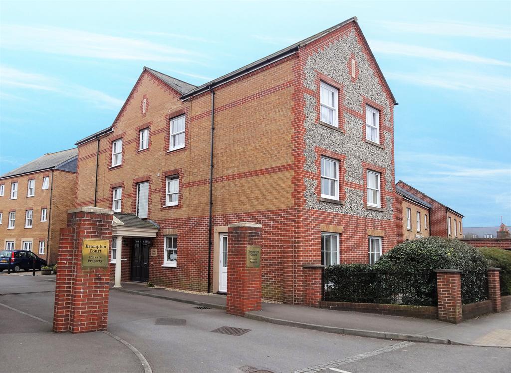 2 Bedrooms Retirement Property for sale in Brampton Court, Stockbridge Road, Chichester PO19