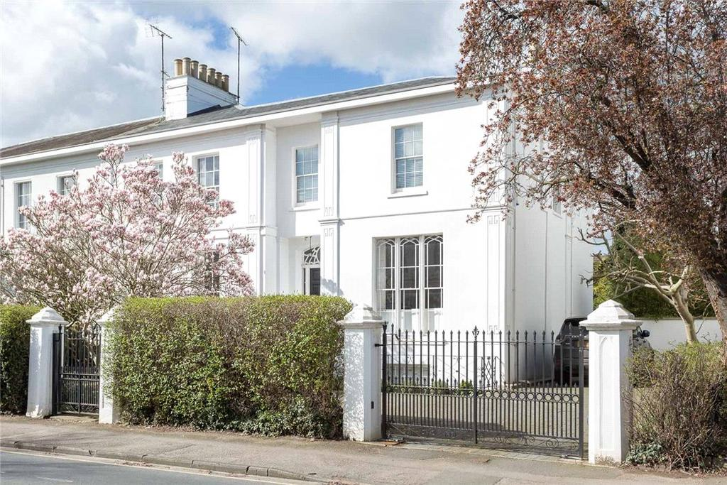 6 Bedrooms Semi Detached House for sale in Park Place, Cheltenham, Gloucestershire, GL50