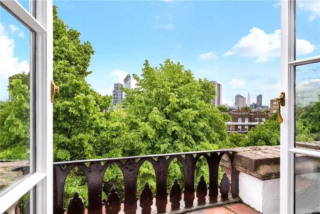 2 Bedrooms Flat for sale in Duncan Terrace, Islington, London, N1