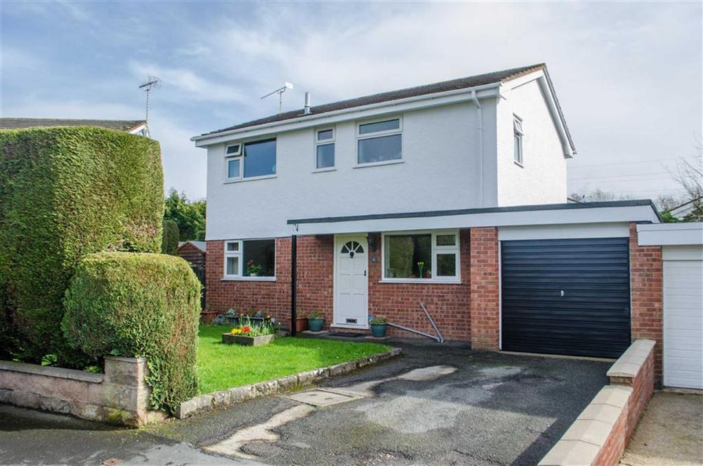 3 Bedrooms Link Detached House for sale in Washington Drive, Ewloe, Ewloe, Flintshire