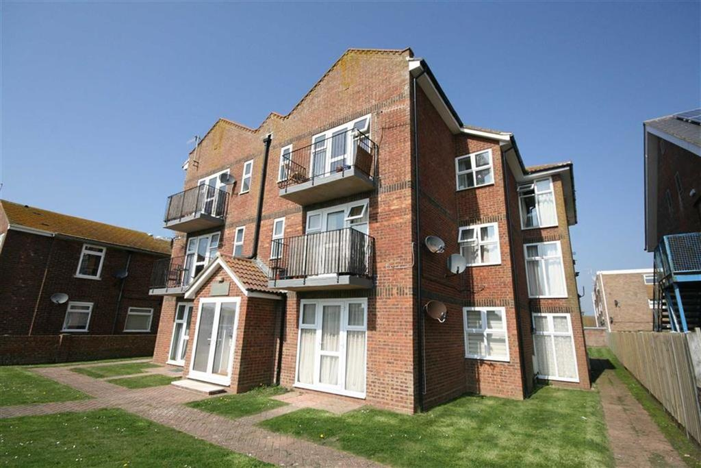 2 Bedrooms Apartment Flat for sale in Palm Court, Telscombe Cliffs, Peacehaven