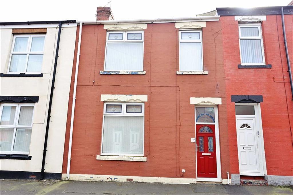 3 Bedrooms Terraced House for sale in Margaret Street, Grangetown, Sunderland, SR2