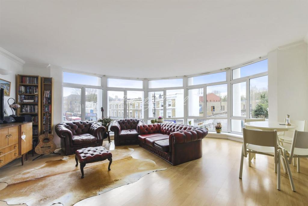 2 Bedrooms Flat for sale in Abney Park Court, N16