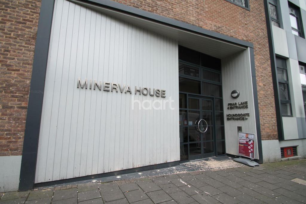 1 Bedroom Flat for sale in Minerva House, Spaniel Row, Nottingham