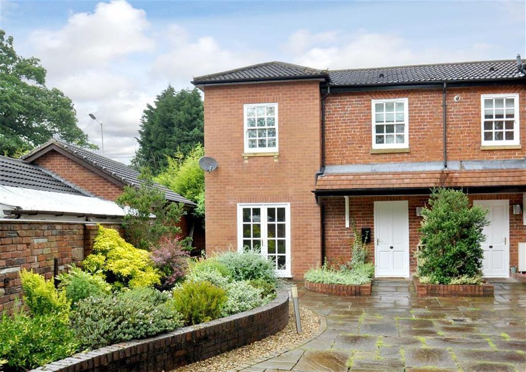 1 Bedroom Mews House for sale in 2E Woodthorne Grange, Woodthorne Road, Tettenhall, Wolverhampton, West Midlands, WV6