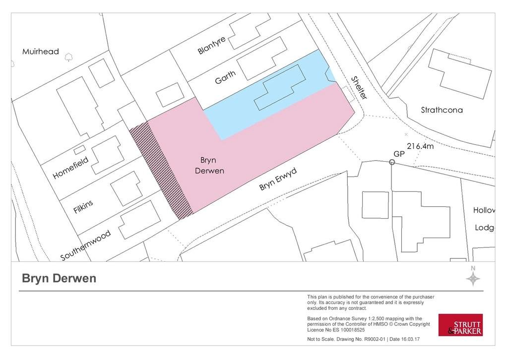 Plot Commercial for sale in Cilcain Road, Pantymwyn, Mold, Clwyd