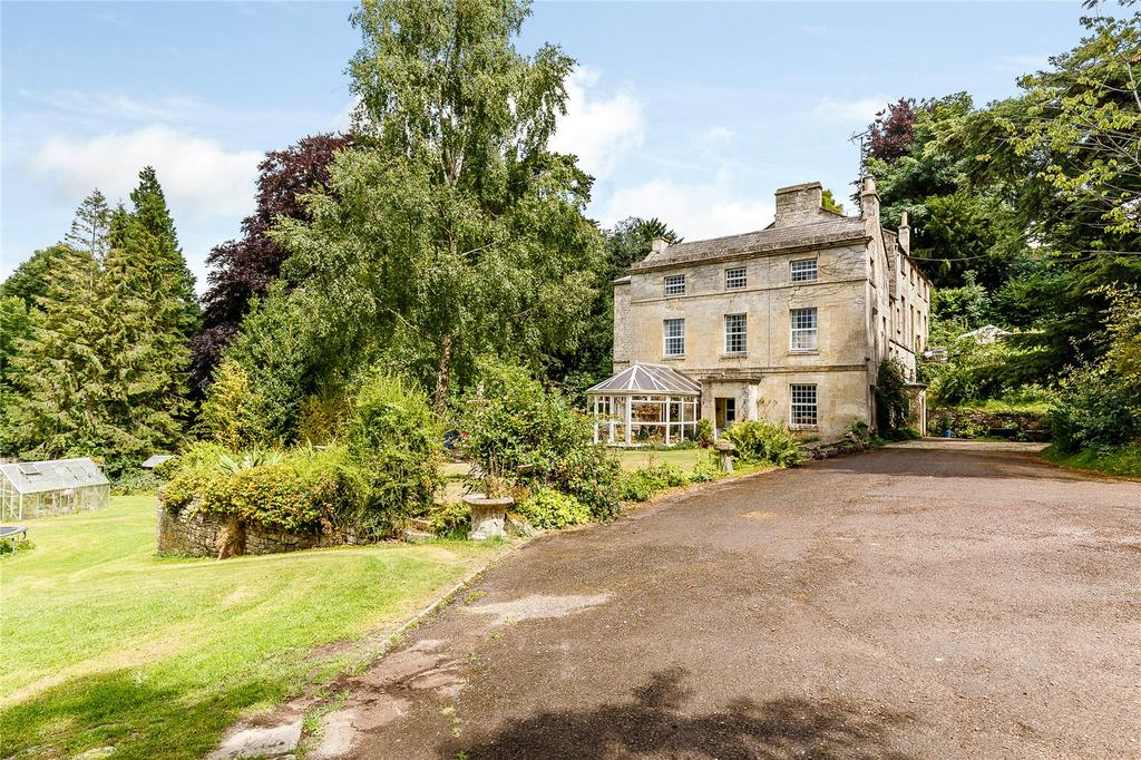 6 Bedrooms Detached House for sale in Bussage, Stroud, Gloucestershire, GL6