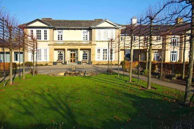 1 Bedroom Flat for sale in Hollins Hall, Killinghall, Harrogate
