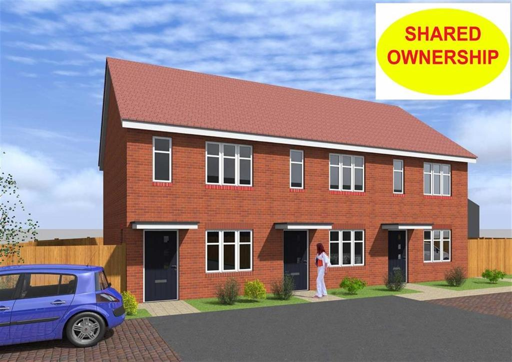 2 Bedrooms Terraced House for sale in 3, Holly Close, Bilbrook, Wolverhampton, South Staffordshire, WV8