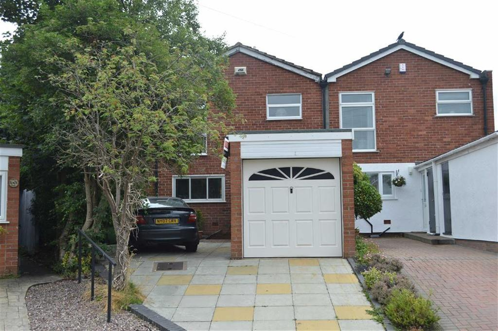 3 Bedrooms Semi Detached House for sale in Rathmore Road, Oxton, CH43