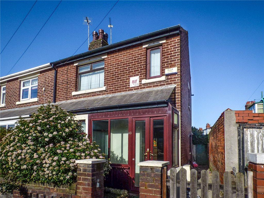 3 Bedrooms Semi Detached House for sale in Brun Grove, Blackpool, Lancashire