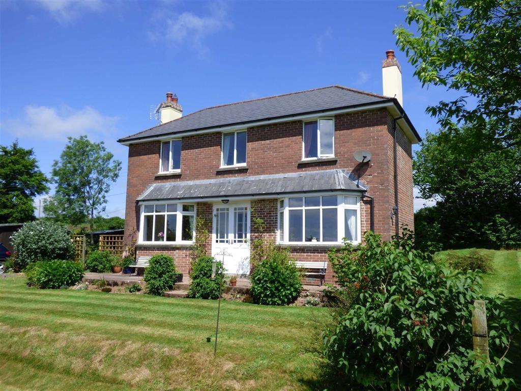 5 Bedrooms Detached House for sale in Rackenford, Tiverton, Devon, EX16