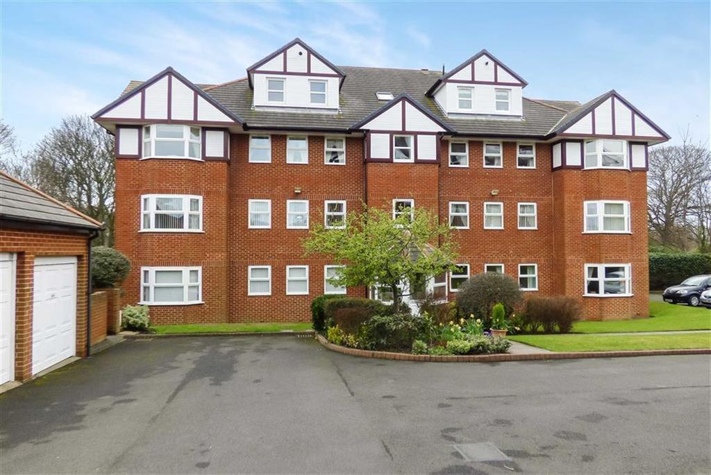 2 Bedrooms Flat for sale in St Aidans Court, Tynemouth