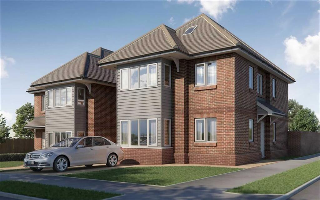 4 Bedrooms Detached House for sale in Picketts Avenue, Leigh On Sea, Essex