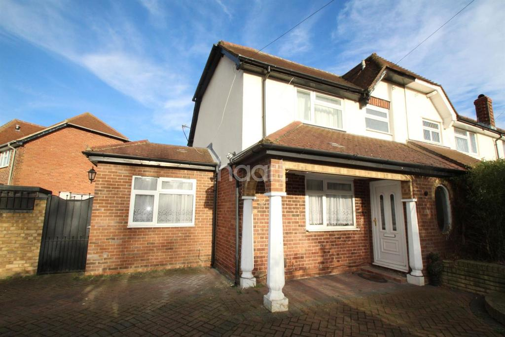 6 Bedrooms Semi Detached House for sale in Collingwood Road, Hillingdon
