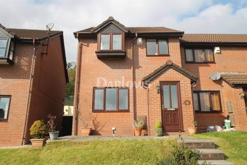 3 Bedrooms End Of Terrace House for sale in Coed -Y- Cwm , Pontypridd