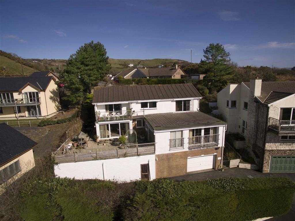 5 Bedrooms Detached House for sale in Golwg Y Mor, Corbett Lane, Aberdyfi, Gwynedd, LL35