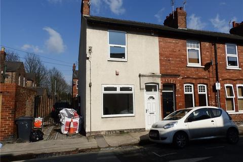 2 bedroom end of terrace house to rent - ROSE STREET, OFF HAXBY ROAD, YORK, YO31 8JF