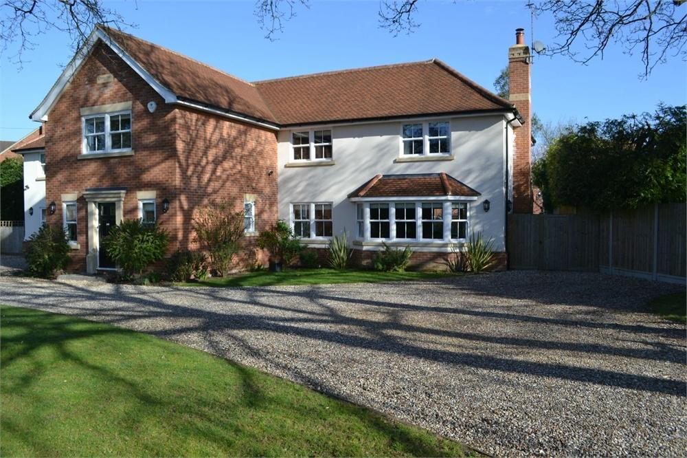 5 Bedrooms Detached House for sale in Wickham Bishops, WITHAM, Essex