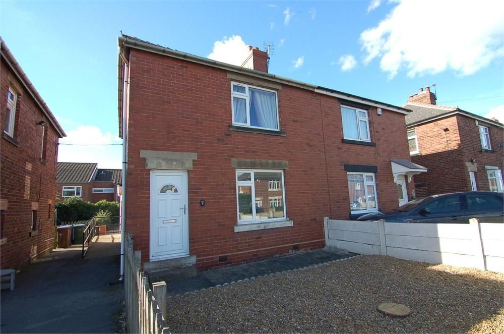 4 Bedrooms Semi Detached House for sale in Woodhall Road, Darfield, BARNSLEY, South Yorkshire
