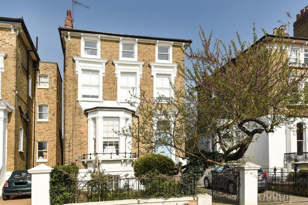 2 Bedrooms Flat for sale in Grove Park Road, Chiswick, W4
