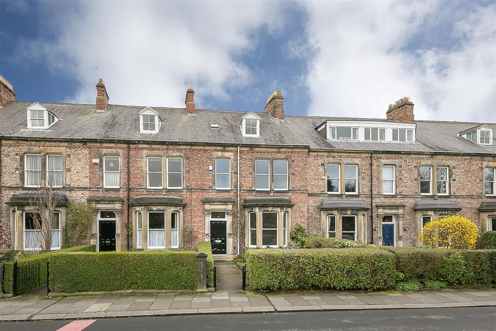 5 Bedrooms Terraced House for sale in Tankerville Terrace, Jesmond, Newcastle upon Tyne