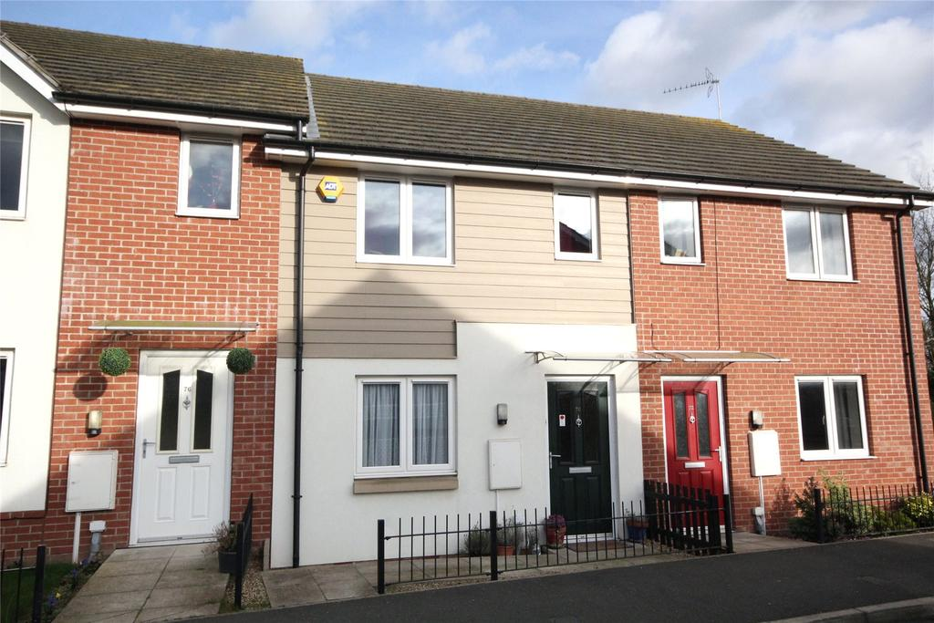 2 Bedrooms Terraced House for sale in Tamer Road, Sleaford, NG34