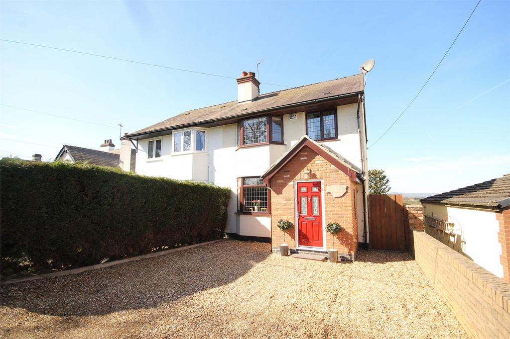 3 Bedrooms Semi Detached House for sale in Liverpool Road, Buckley, Flintshire
