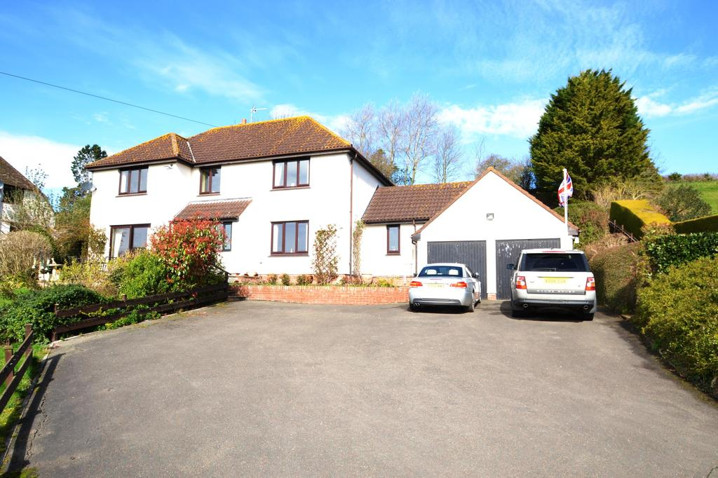 4 Bedrooms Detached House for sale in Five Bells, Watchet