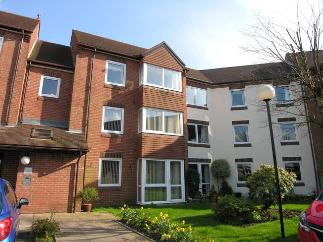 2 Bedrooms Retirement Property for sale in Homebell House,Aldridge,Walsall