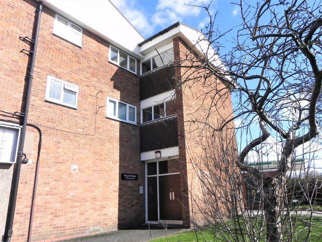 1 Bedroom Flat for sale in Regents House,Birmingham Road,Wylde Green