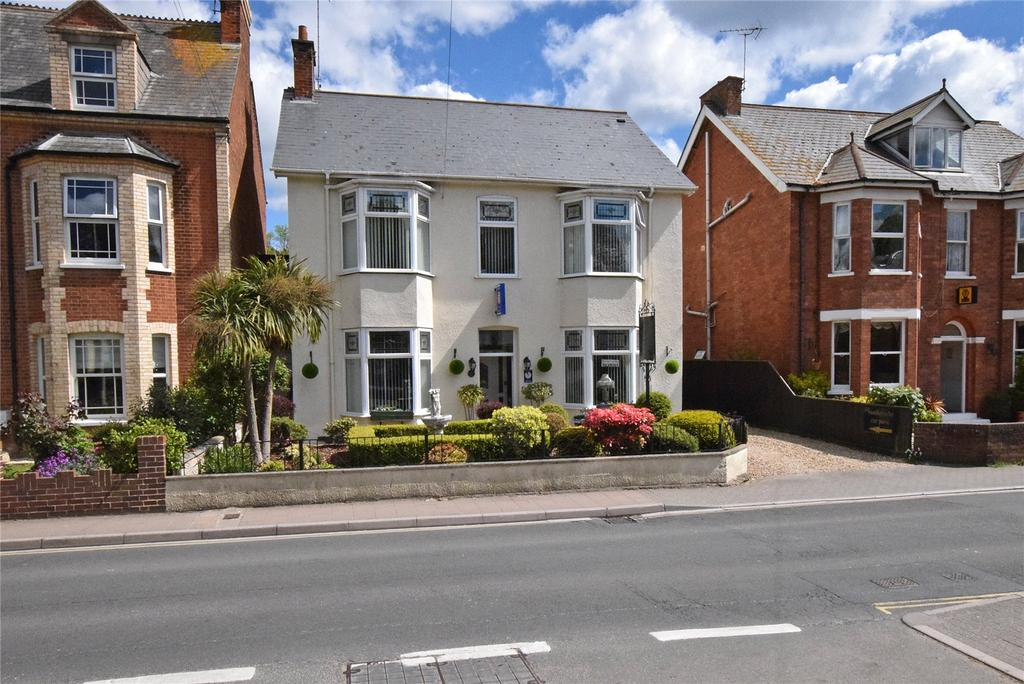 8 Bedrooms Detached House for sale in Vicarage Road, Sidmouth, Devon