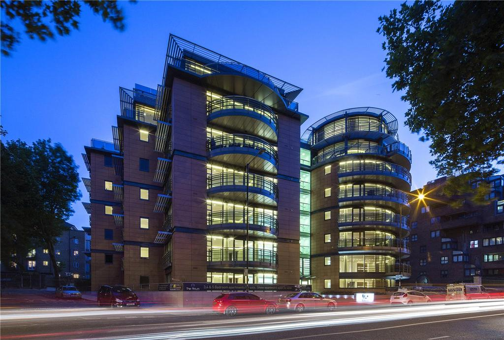 5 Bedrooms Flat for sale in Penthouse B The Atrium, 127-131 Park Road, St John's Wood, NW8