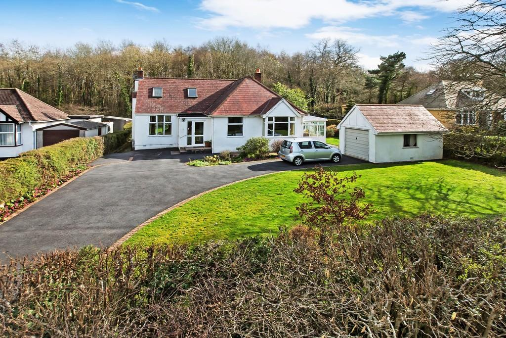 3 Bedrooms Detached House for sale in Exeter Cross, Liverton, Newton Abbot