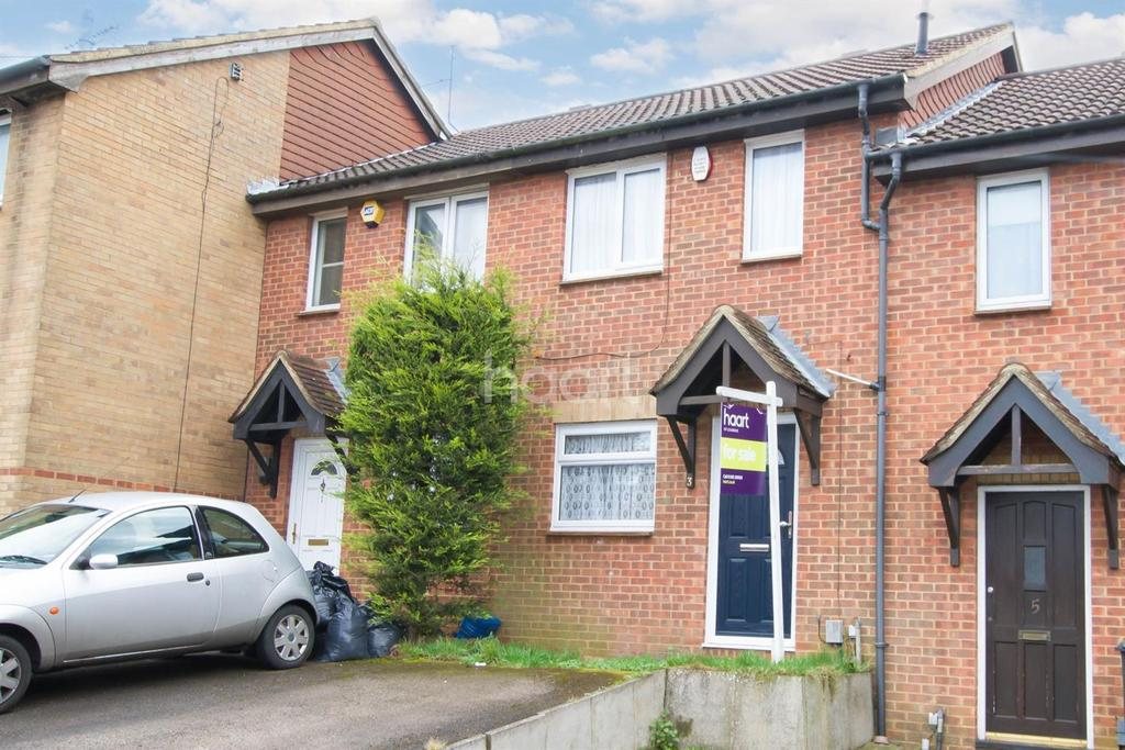 2 Bedrooms Terraced House for sale in Top Hill