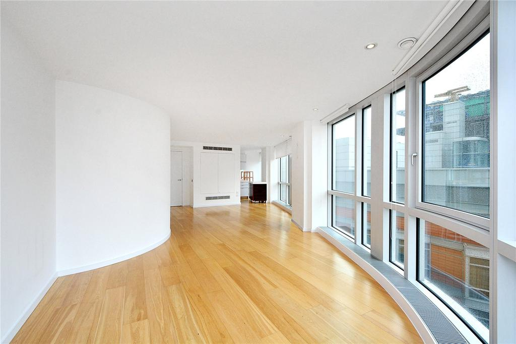 2 Bedrooms Flat for sale in Ontario Tower, Fairmont Avenue, London