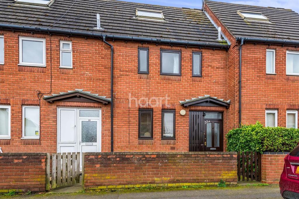 3 Bedrooms Terraced House for sale in Moor Road