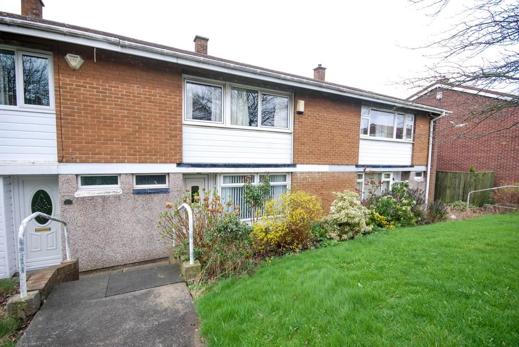 3 Bedrooms Terraced House for sale in Sandray Close, Birtley