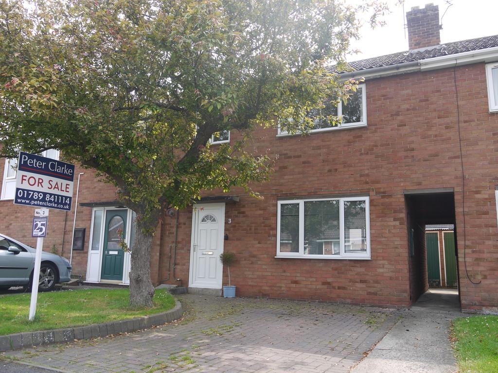 3 Bedrooms Terraced House for sale in Hastings Road, Wellesbourne