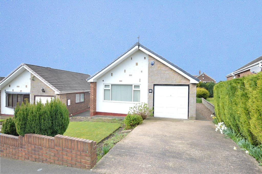 2 Bedrooms Detached Bungalow for sale in Whitehouse Crescent, Great Preston, Leeds, West Yorkshire