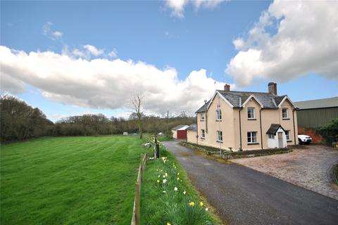 3 bedroom property with land for sale - Chaffcombe Road, Chard, Somerset, TA20