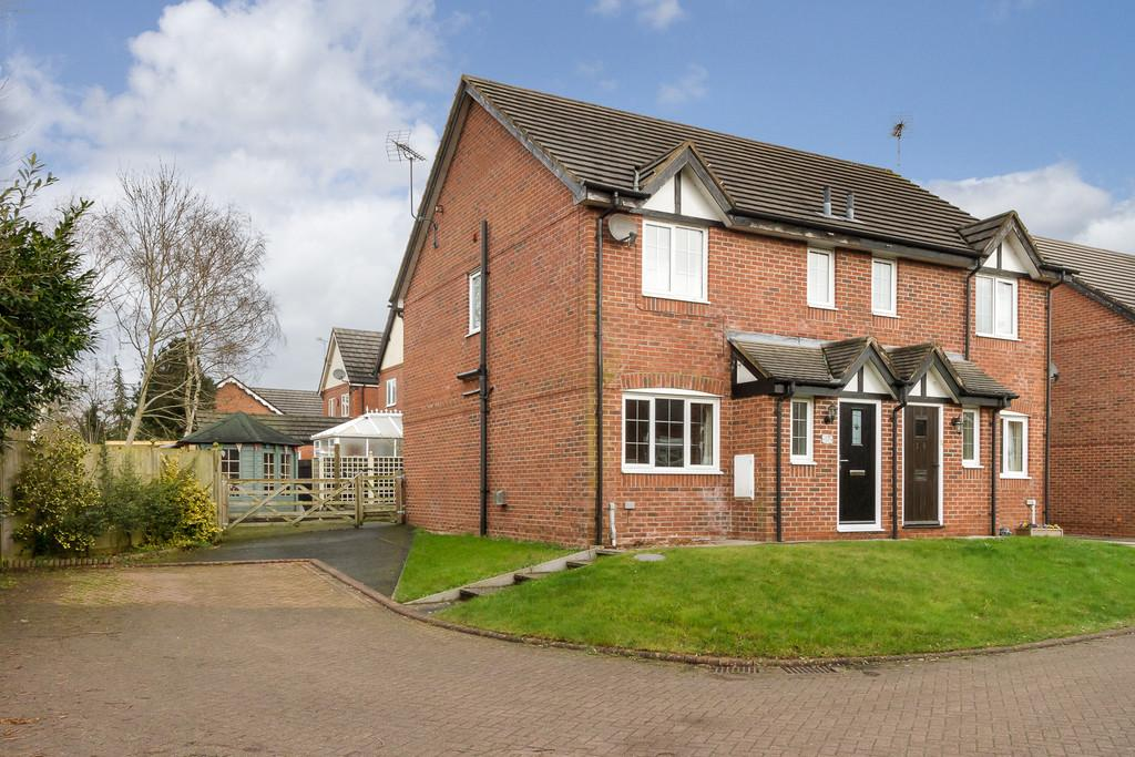 3 Bedrooms Semi Detached House for sale in Barbridge, Cheshire