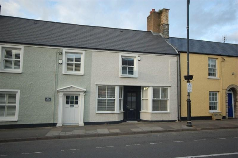 3 Bedrooms Terraced House for sale in 'Eastgate Cottage' 69B Eastgate, Cowbridge, Vale of Glamorgan, CF71 7AA