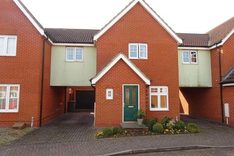 3 bedroom detached house for sale - Mountbatten Drive, Old Catton, Norwich