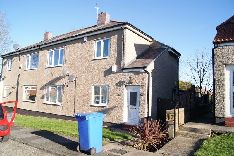 1 Bedroom Apartment Flat for sale in Northcott Gardens, Seghill, Cramlington