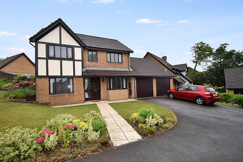4 Bedrooms Detached House for sale in Sycamore Court, Henllys