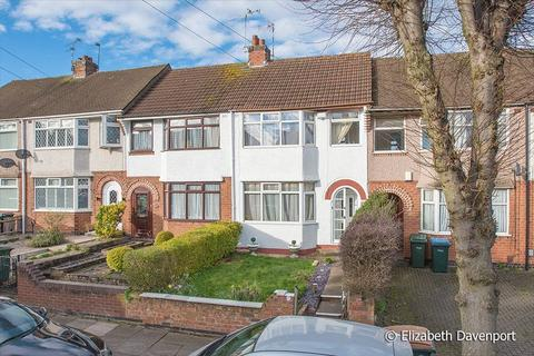 3 bedroom terraced house for sale - Tennyson Road, Poets Corner, Coventry